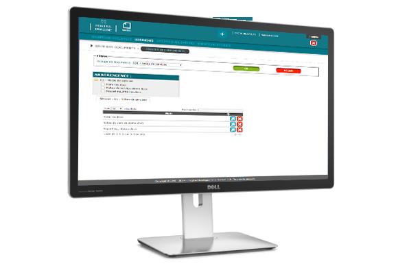 Logiciel de gestion électronique de documents